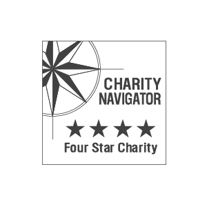 Four Start Rating for Vitamin Angels by Charity Navigator